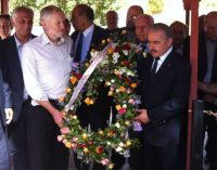 Before Attack on Corbyn for Wreath-Laying, Netanyahu Celebrated Terror Attack that Killed 28 Brits