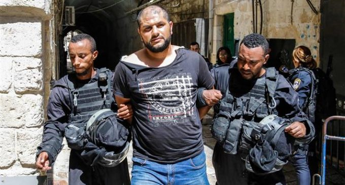 Israeli forces detain another Palestinian reporter in occupied West Bank