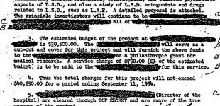 Internet Users Crowdfund Release of 4,358 CIA MKUltra Documents
