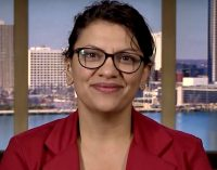 Rashida Tlaib Dodges Questions About Endorsement from Israel Lobby
