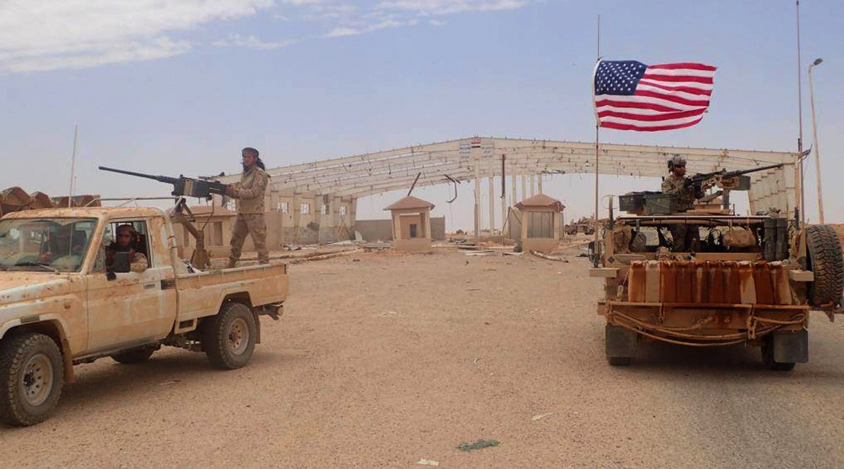 "UN Report Finds ISIS Given ""Breathing Space"" in US-Occupied Areas of Syria"
