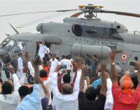 India's PM Modi surveys Kerala as floods kill 324
