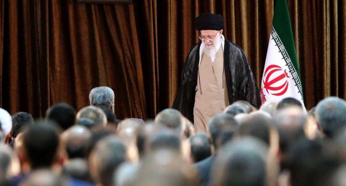 Iran's Reply: No War and No Negotiations