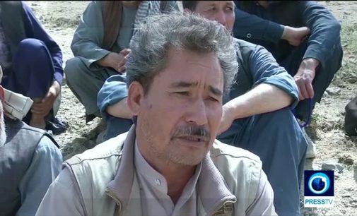 TALIBAN ADVANCING IN AFGHANISTAN
