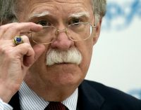 """Bolton Again Warns Assad """"We Will Respond"""" If Chemical Weapons Used in Idlib Offensive"""