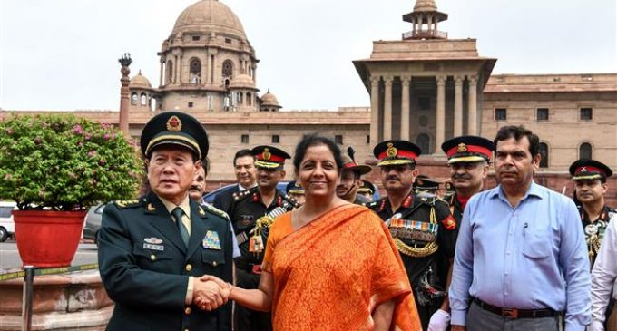 India, China agree to expand military cooperation
