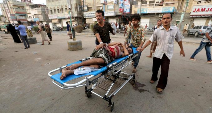 Saudi Coalition Attack on Fleeing Civilians Massacres Another 24 Yemeni Children