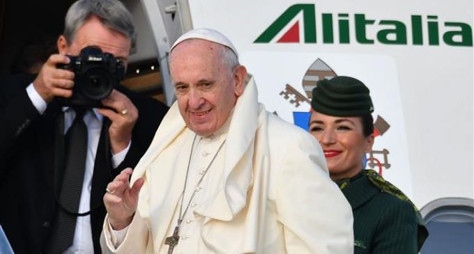 Pope Francis visits Ireland amid clerical abuse scandals