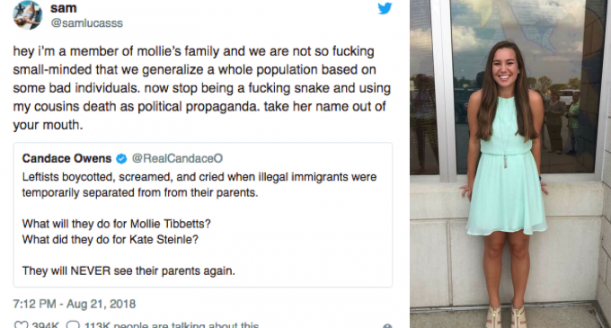 Family of Mollie Tibbetts Tell Right-Wingers to Stop Exploiting Her Death for Racist, Anti-Immigrant Narrative