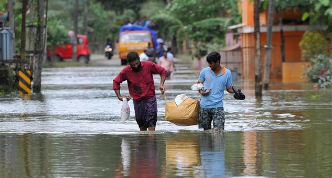 Death toll from floods in south India hits 445
