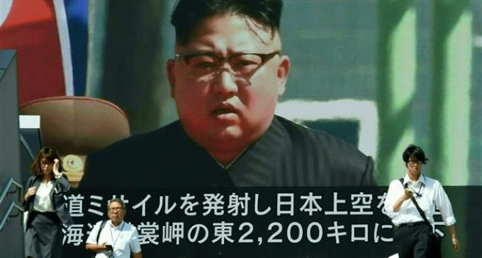 Japan says North Korea still a 'serious, imminent threat'