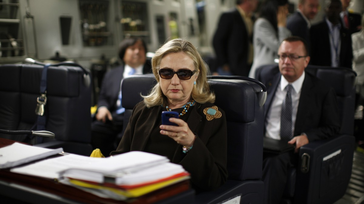 """Hillary Clinton's Private Email Server Was Hacked by """"Foreign Entity"""""""