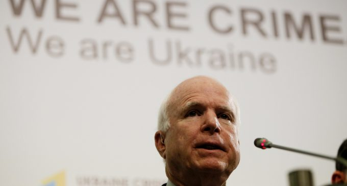 McCain's Death Draws Few Tears in Moscow, as Russia Bows Off a Sworn Enemy