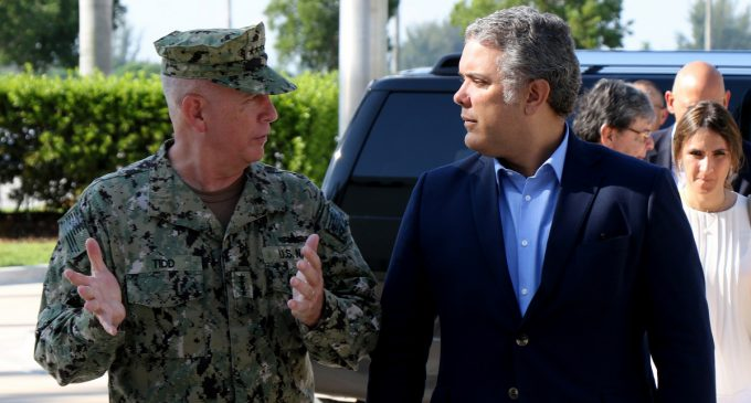 With Formal Withdrawal from UNASUR, Colombia's Duque Undercuts LatAm Resistance to Washington