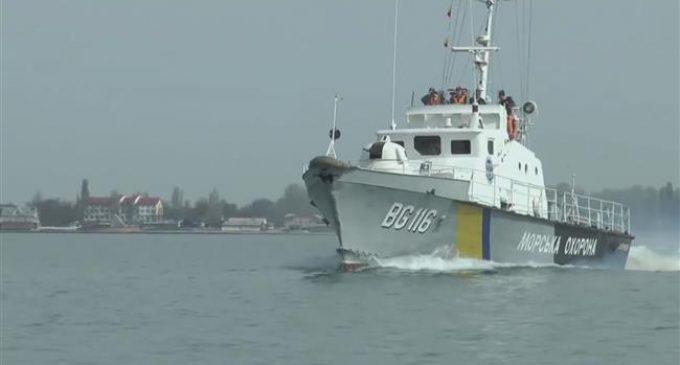 Ukraine-Russia tensions building up over Azov Sea