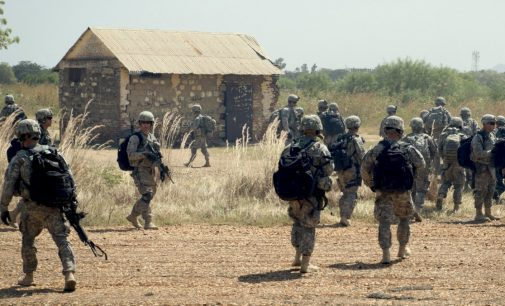 The US Military Is All Over Africa Despite Not Being at War in Africa