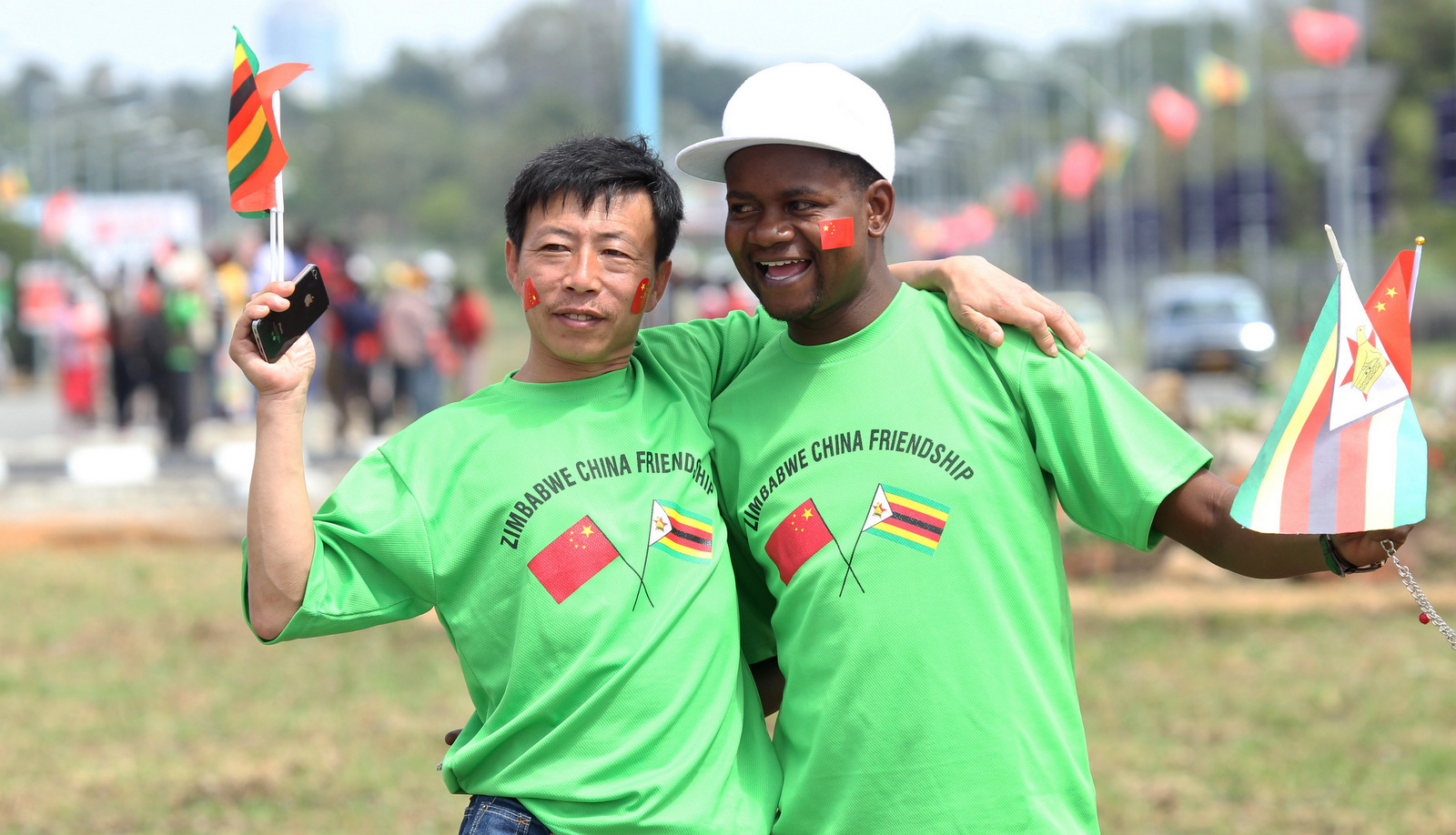 China Offers African Nations $60 Billion in Development with 'No Strings Attached'