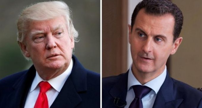 Trump wanted to kill Assad after chemical attack falsely blamed on Syria: Woodward