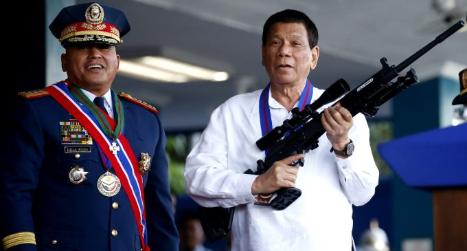 Duterte's Israel Visit Aimed at Boosting Oppressive Firepower of Both Regimes