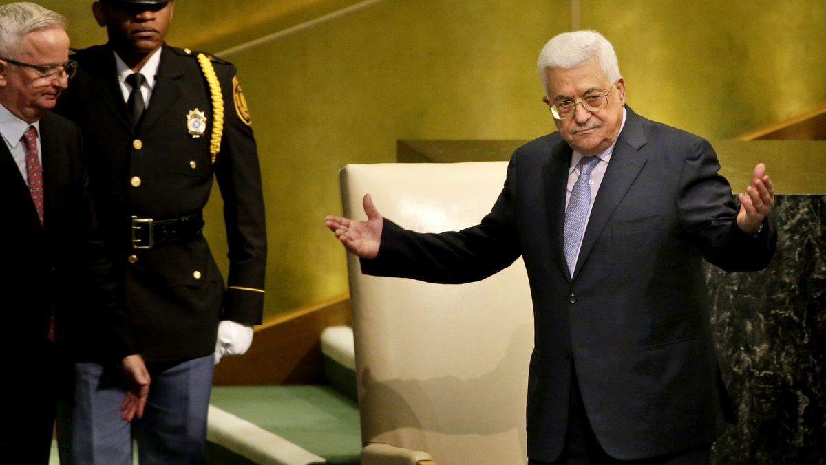Palestinian National Authority – Life After Mahmoud Abbas