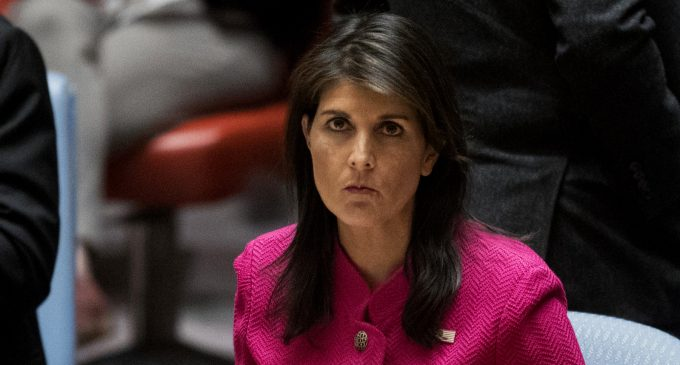 "Nikki Haley: ""US Will Not Remain A Passive Observer As Nicaragua Becomes Another Venezuela Or Syria"""
