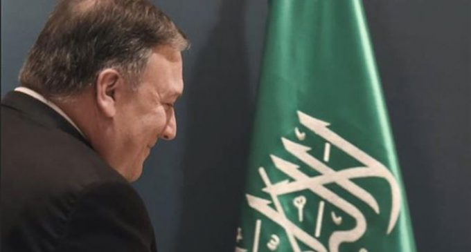Pompeo appreciates Saudi respect for civilians in Yemen war, lets aid continue