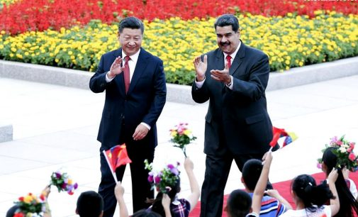 Maduro's Beijing Visit Spooks a US Plotting Venezuela's Isolation