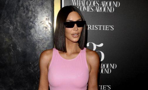 Kim Kardashian Inks Deal as New Face of Israeli Eyewear Co., Triggers BDS Response