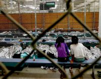 Number of Children in Immigrant Detention Facilities Explodes to Record Levels