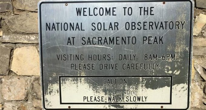 US observatory denies involvement of aliens in its 'security'  closure