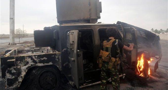 Saudi-led airstrike on radio station kills 4 in Yemen's Hudaydah province