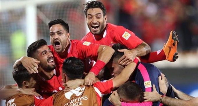 Iran's Persepolis cruises to ACL semis after beating Qatar's al-Duhail