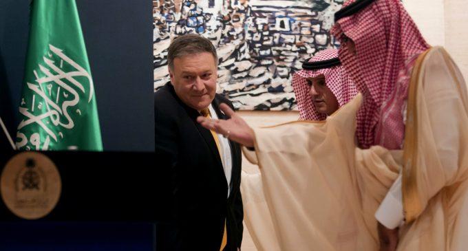Saudi Inc. The Arabian Kingdom's Pursuit of Power and Profit