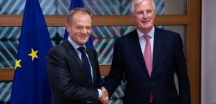 EU criticizes May's Brexit plan, says it needs more work