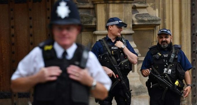 British police forces fail to reflect communities they serve: Data