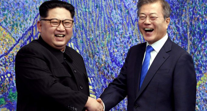 North and South Korea Steer Toward Peace Despite Heavy US Foot on the Brakes