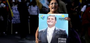 "Interpol Rejects Demand to Arrest Ecuador's Correa in Politicized ""Kidnapping"" Case"