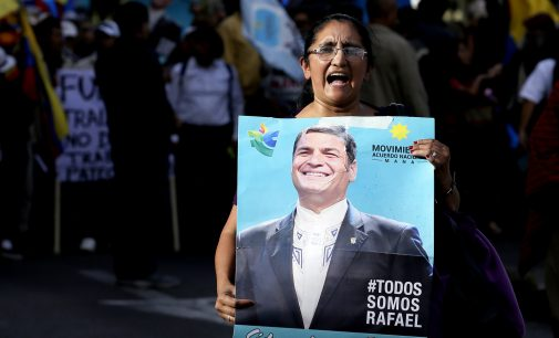 """Interpol Rejects Demand to Arrest Ecuador's Correa in Politicized """"Kidnapping"""" Case"""
