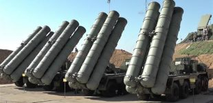 Russia: S-400 anti-aircraft missile divisions deployed in Crimea
