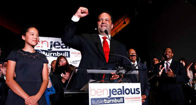 Why the NAACP and His Friends at the Top Can't Make Ben Jealous the Next Maryland Governor