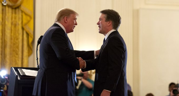 What the Media Isn't Telling You About Brett Kavanaugh