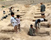 War Powers Act Invoked to End US Support for Saudi-Led Slaughter of Civilians in Yemen