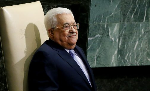 Abbas Just Slammed Israeli Colonial Expansion in His UN General Assembly Speech