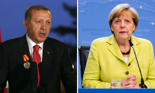 Turkey and Germany Seek to Repair Relations