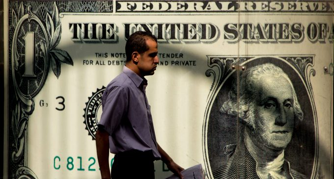 Global De-Dollarization Spells Jolts and Crises for US Economy