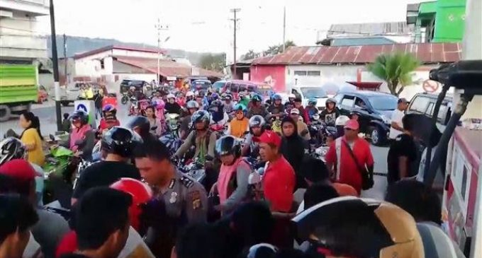 Indonesia: Fuel shortages cause huge queues after 7.5-magnitude earthquake and tsunami