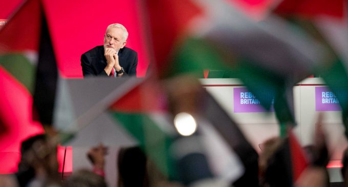 Jeremy Corbyn and Britain's Largest Political Party Stand Strong with Palestine at Annual Liverpool Conference