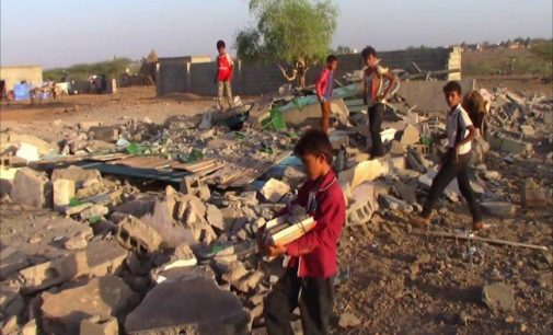 As Saudis Defend Against War Crimes Allegations, Saudi Airstrike in Yemen Kills Entire Family