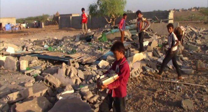 As Saudis Defend Against War Crimes Allegations, Saudi Airstrike in Yemen Kills Entire Family