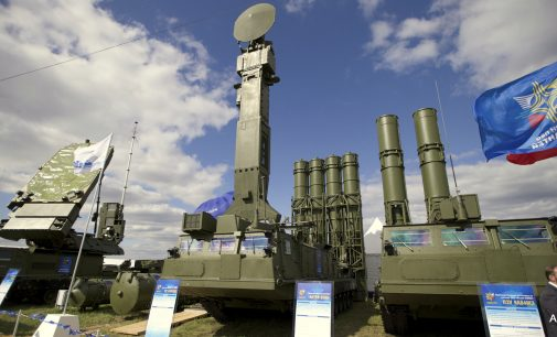 Russia Confirms Delivery of S-300 Missile System to Syria